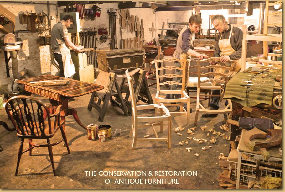 John Hulme U2013 The Conservation And Restoration Of Antique Furniture